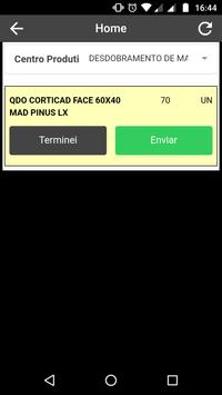 G3 Controle Produção screenshot 2