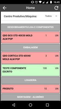 G3 Controle Produção screenshot 5