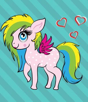 Pony Doll for My Little Kids screenshot 5