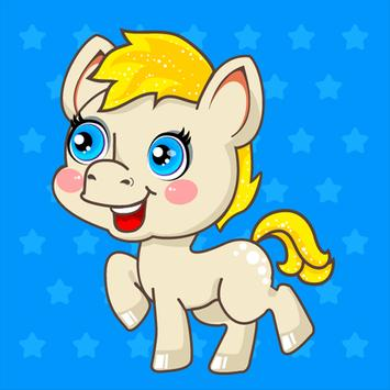 Pony Doll for My Little Kids screenshot 1