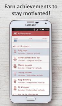 Rapid Fitness - Abs Workout apk screenshot