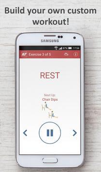 Rapid Fitness - Arm Workout apk screenshot