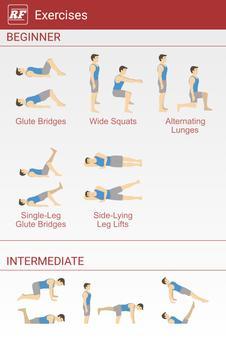 Rapid Fitness - Butt Workout apk screenshot
