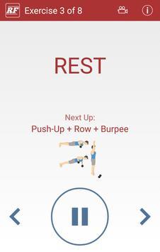 7 Minute Workout (HIIT) apk screenshot