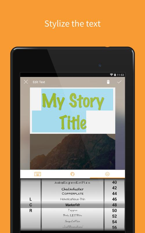 Wattpad Book Cover Maker Apk : Covers by wattpad apk download free photography app for
