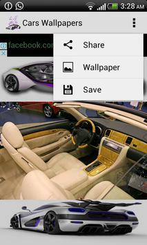 Cars Wallpapers screenshot 7