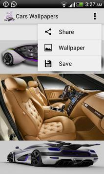 Cars Wallpapers apk screenshot