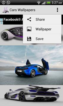 Cars Wallpapers screenshot 6
