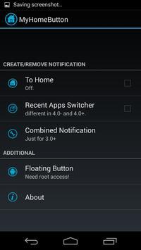 My Home Button screenshot 4