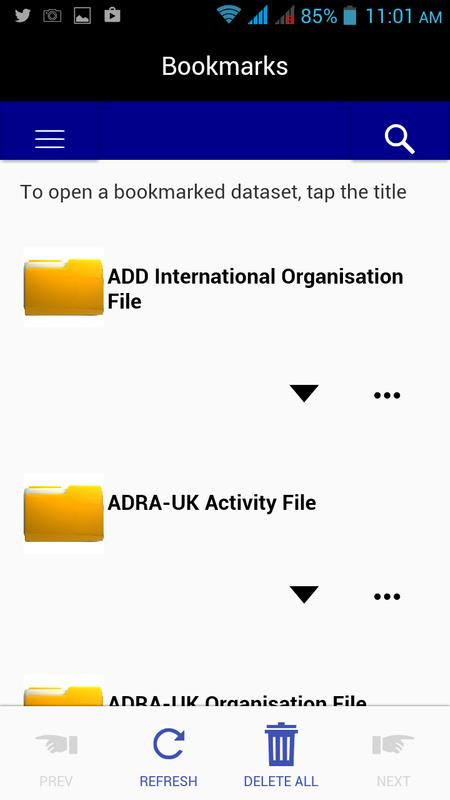 android apk dataset