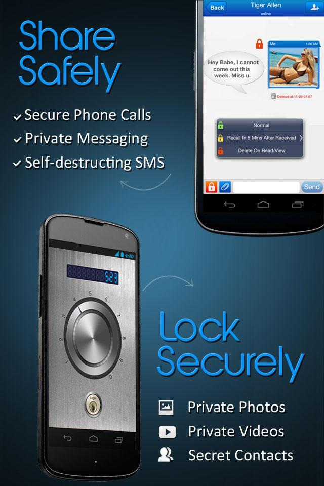Private Messenger for Private Message & Call for Android