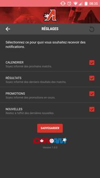 Les Aigles de Trois-Rivières screenshot 2