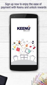 Keenu Wallet poster