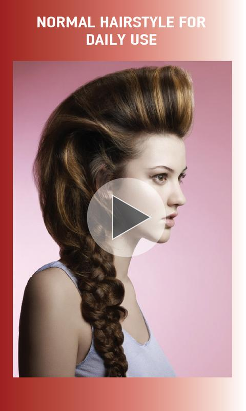 Top Hairstyle Video For Android Apk Download
