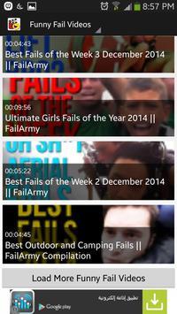 Funny Fail Videos apk screenshot