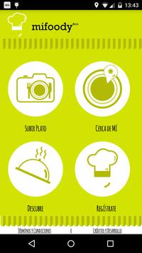 MiFoody, come y comparte poster