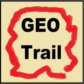 Geo-location on a Trail icon