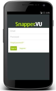 Snapper.VU poster