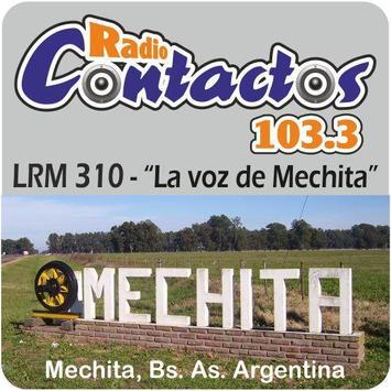 Radio Contactos 103.3 poster