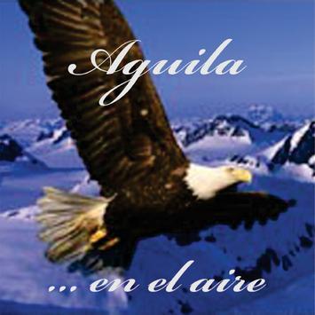 FM 107.7 Aguila poster
