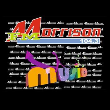 FM Morrison 104.3 poster