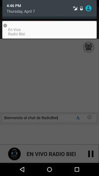 Radio Biei screenshot 1