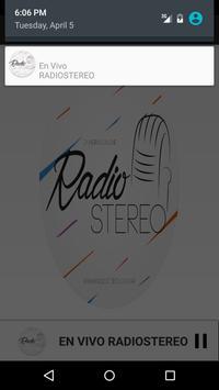 Radiostereo screenshot 1