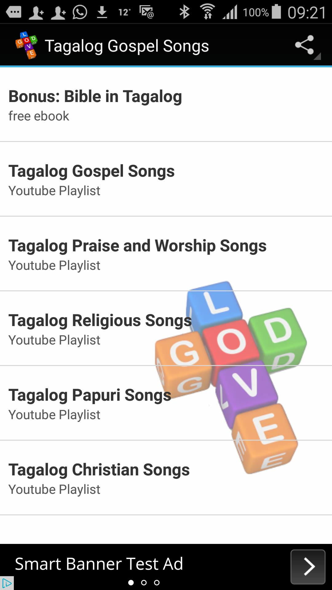 Tagalog Gospel Songs for Android - APK Download