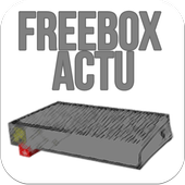 Freebox Actu icon