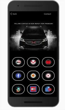 Wuling Cortez poster