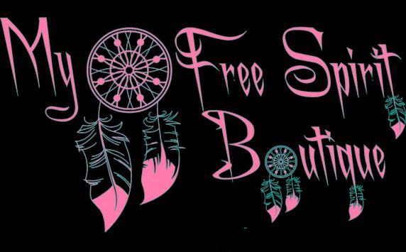 My Free Spirit Boutique poster