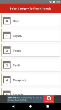 All India Airtel Channels screenshot 1