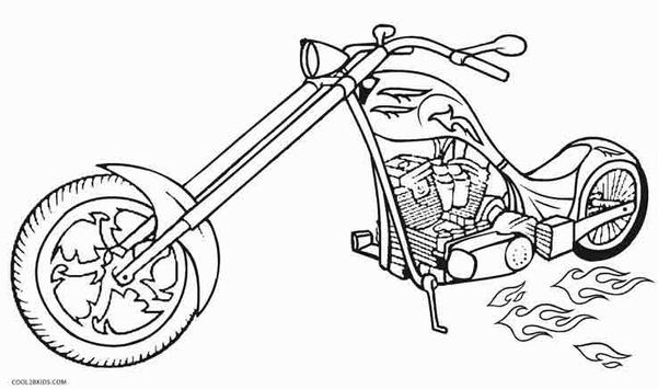 How To Draw Motorcycles Easy APK Download - Free Art & Design APP ...