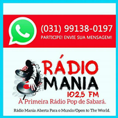 Rádio Mania Sabará BH icon