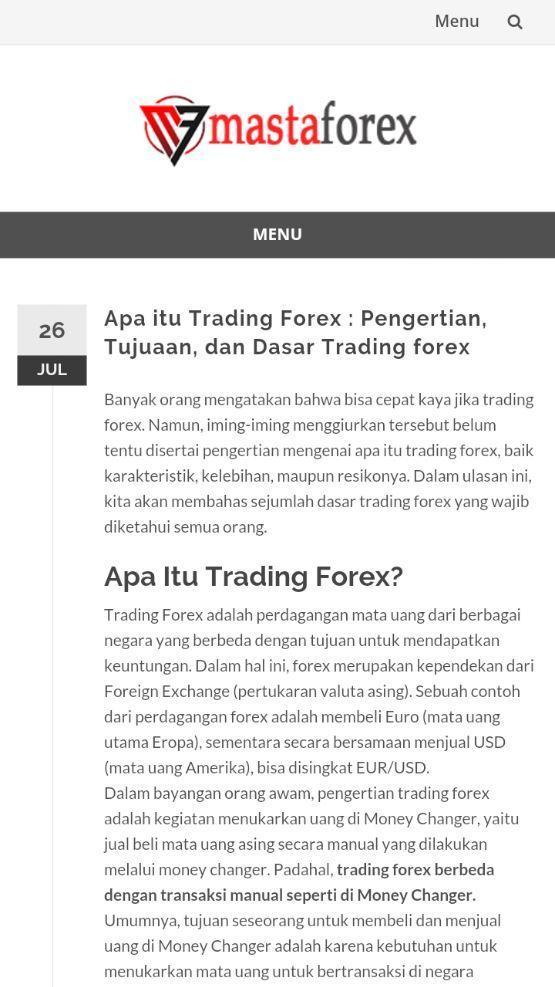 liburan pasar forex di indonesia