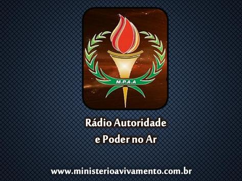Autoridade e Poder no Ar apk screenshot