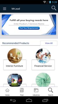 MrLead B2B Marketplace screenshot 1