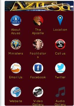 Azusa Conference apk screenshot