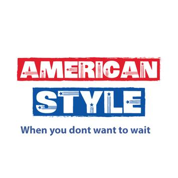 Americanstyle poster