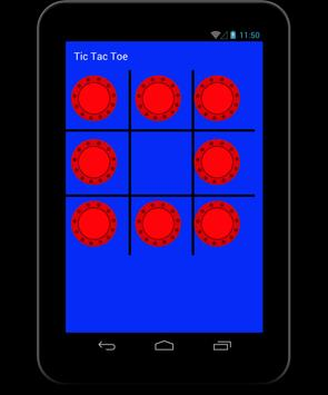 Tic Tac Toe apk screenshot
