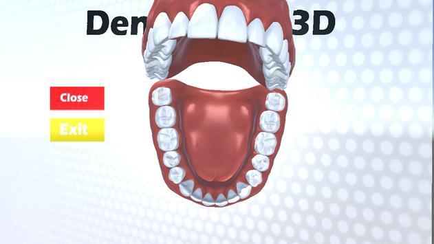 Dental Arch 3D screenshot 1