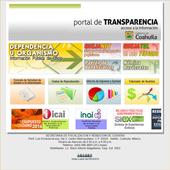Sitai Coahuila MX - Transparencia y Acceso a Info. icon