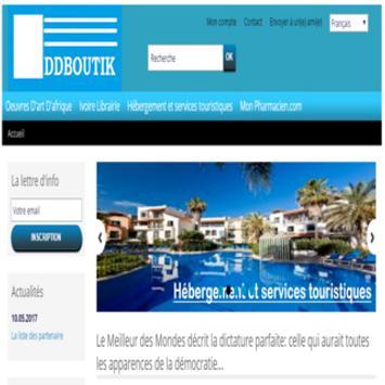 DDboutik screenshot 2