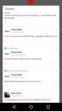 Dreams Radio apk screenshot