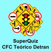SuperQuiz CFC Placas Detran icon