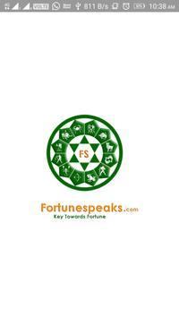 FortuneSpeaks poster