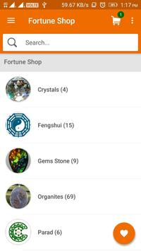 FortuneSpeaks apk screenshot