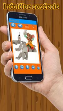 Cartoons Puzzles Game screenshot 2