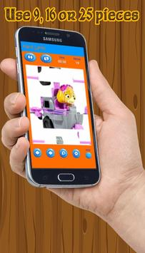 Cartoons Puzzles Game screenshot 5