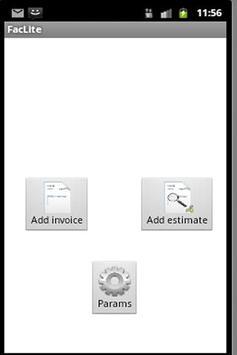 invoices easy free apk screenshot